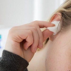 надуло ухо как лечить