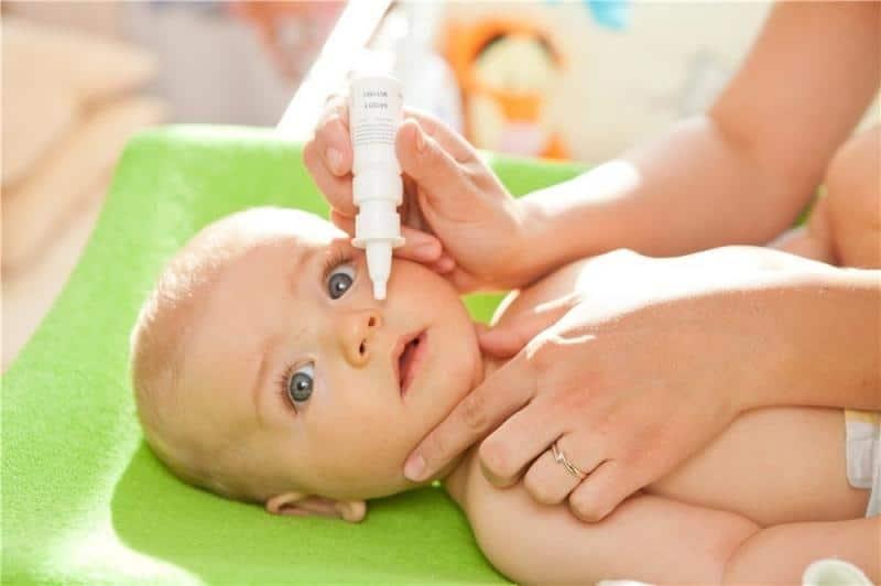 Деринат капли в нос для детей отзывы