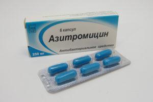 -сколько дней пить азитромицин при гайморите