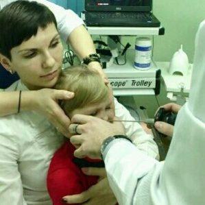 эндоскопия носоглотки детям как делают