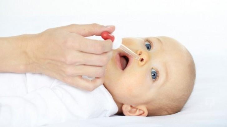 можно ли промывать нос мирамистином ребенку