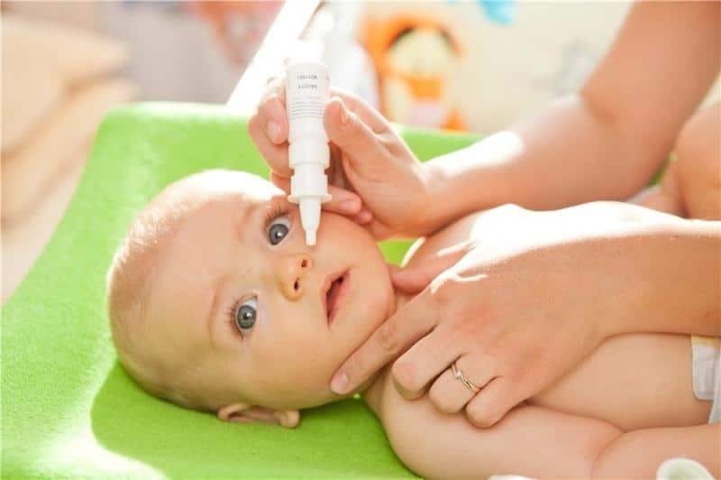 сульфацил натрия в нос детям отзывы