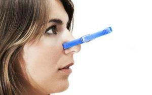 Ощущение запаха ацетона в носу