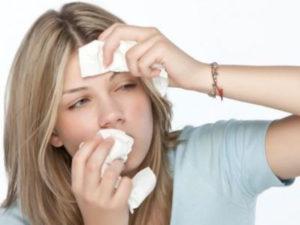 круглогодичный аллергический ринит лечение и симптомы
