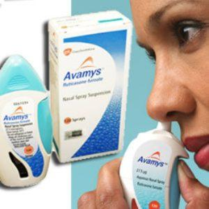 Помогает ли авамис при гайморите