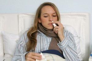 как облегчить насморк