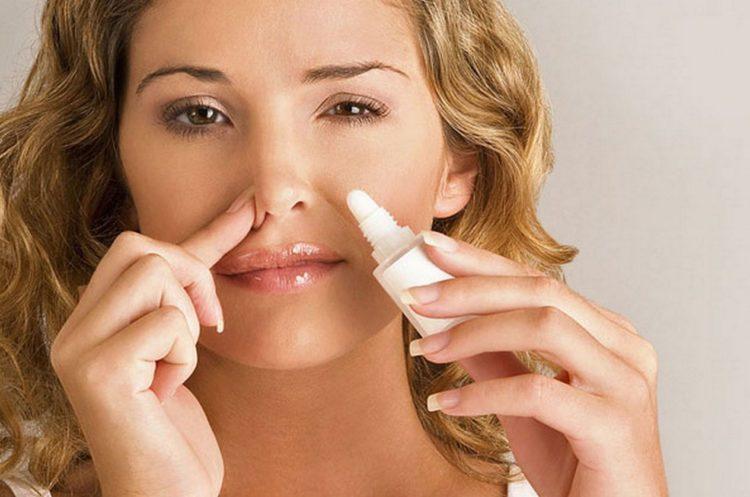 сильная заложенность носа у взрослого