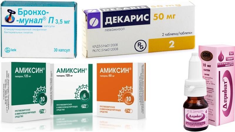 иммуностимуляторы список препаратов для детей