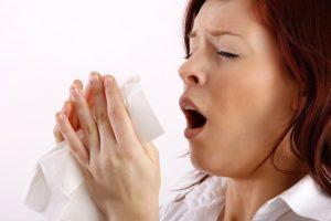 Частое чихание при беременности