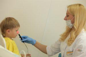 лечение ультразвуком гайморита