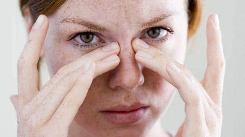 герпес при беременности в носу чем лечить