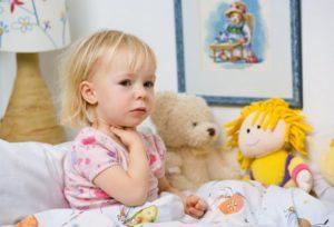 аналог гексорала спрей для детей