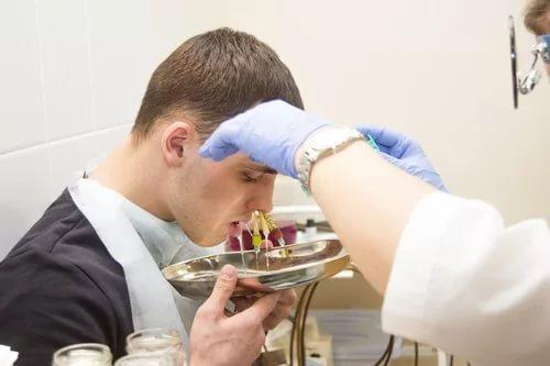 промывание носа йодинолом
