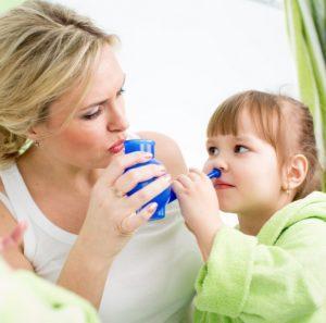 как остановить насморк быстро если течет из носа