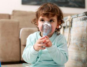 остановить насморк у ребенка