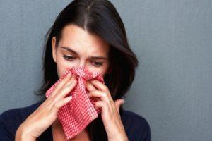 причины хронической заложжености носа