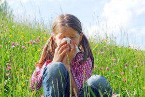 аллергические сопли