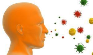 сопли при аллергии какого цвета