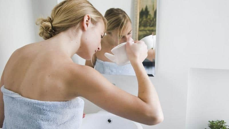 можно ли при беременности промывать нос фурацилином