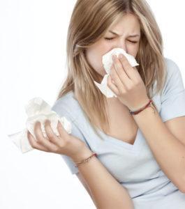 сезонный и круглогодичный аллергический ринит