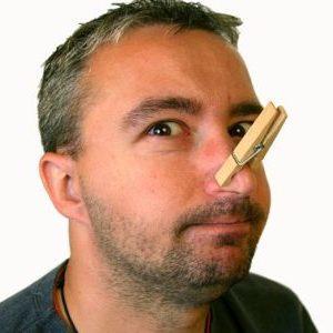нос дышит но говорю в нос