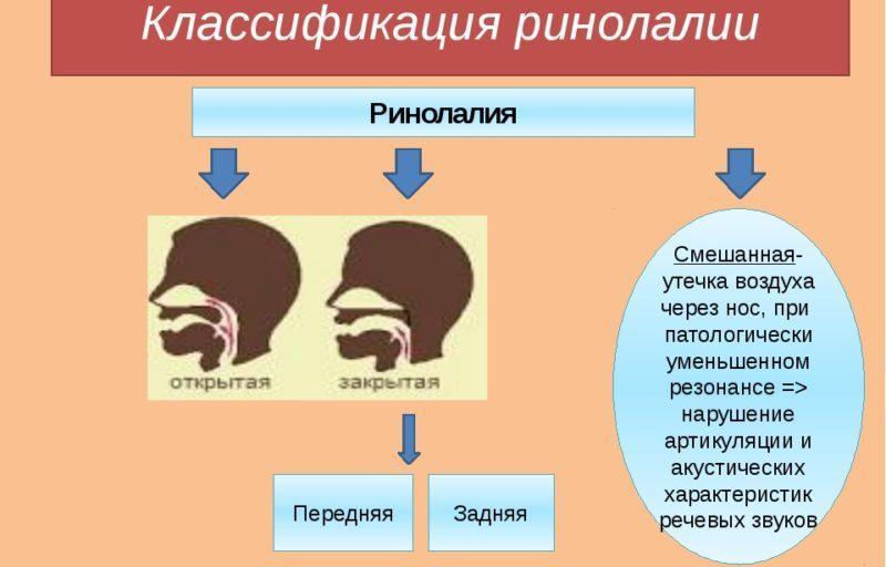 почему человек говорит в нос