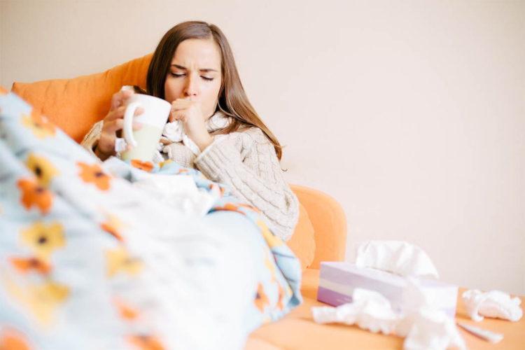Отхаркивающее средство при беременности