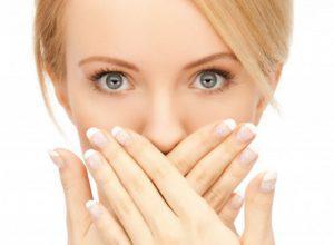 неприятный запах в носу при вдохе