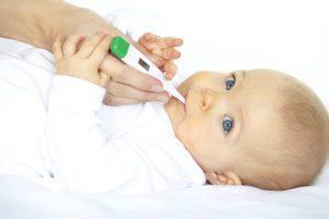 насморк после прививки акдс