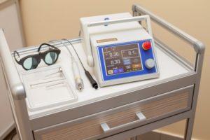 лазерная вазотомия