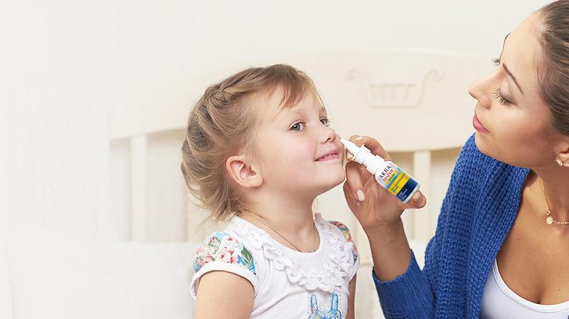 как и чем лечить аллергический ринит у детей