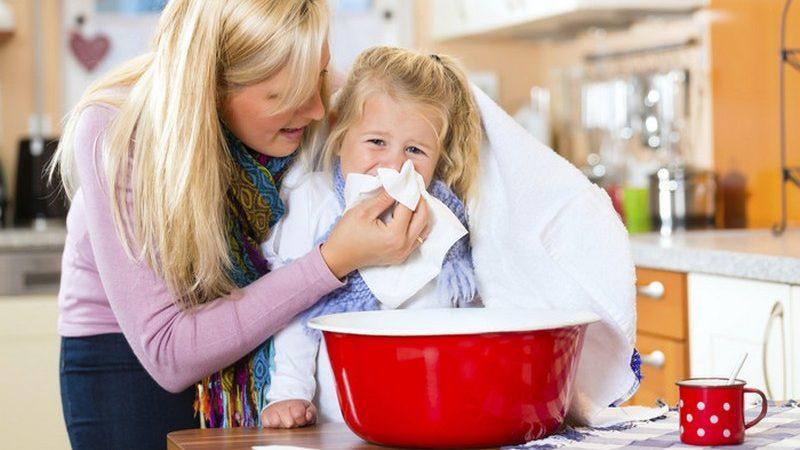 как проявляется аллергический ринит у ребенка
