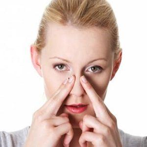 how to clear a runny nose when pregnant