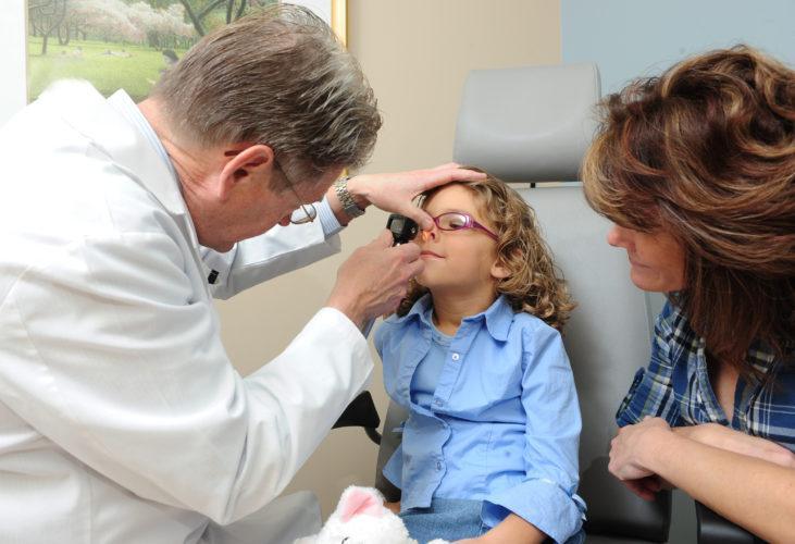 причины сгустков крови из носа