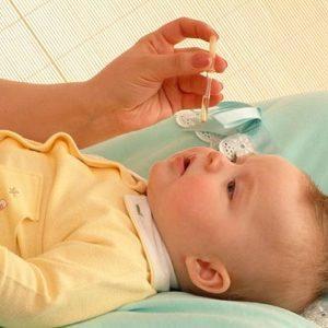 кора дуба в нос ребенку
