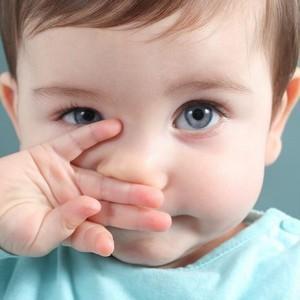 как лечить насморк при прорезывании зубов у детей