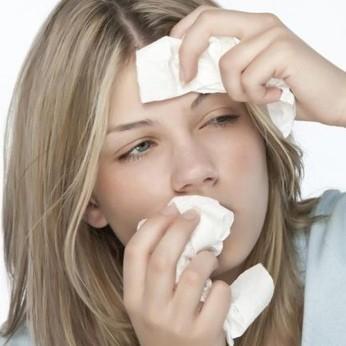 определить бактериальный насморк или вирусный