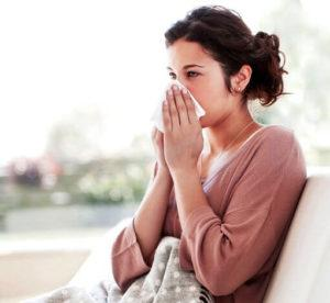 -симптомы и лечение ринита у беременных