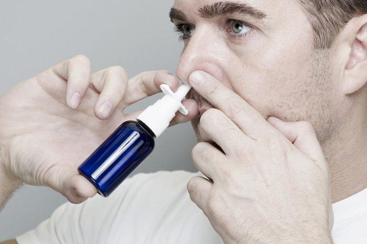 какие назальные капли в нос лучше при гайморите