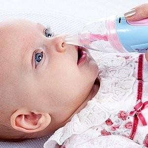 лечение насморк у грудничка по доктору комаровскому