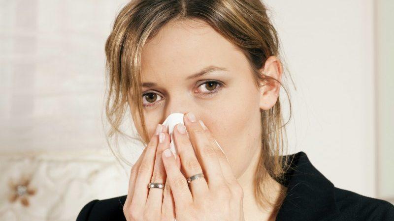 как образуются сопли в носу
