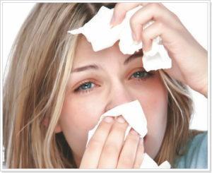 -лечение хронического аллергического ринита народными средствами