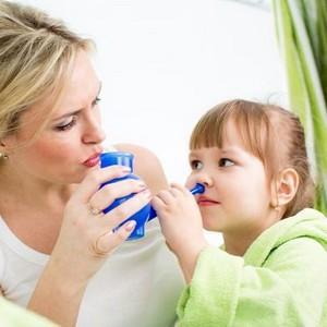 вазомоторный ринит у ребенка