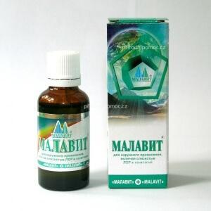 малавит при насморке