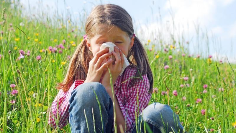 как лечить аллергический ринит у детей