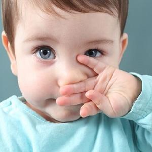 как остановить насморк у ребенка если он начинается
