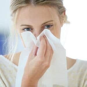 вылечить постоянную заложенность носа