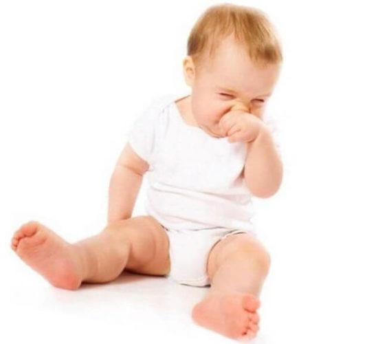 что делать если ребенок постоянно шмыгает носом