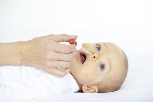 ребенок хлюпает носом
