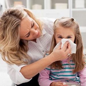 что помогает от насморка детям